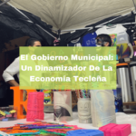 El Gobierno Municipal Un Dinamizador De La Economía Tecleña. Foto Portada. Infografía. Roberto d'Aubuisson. 2021