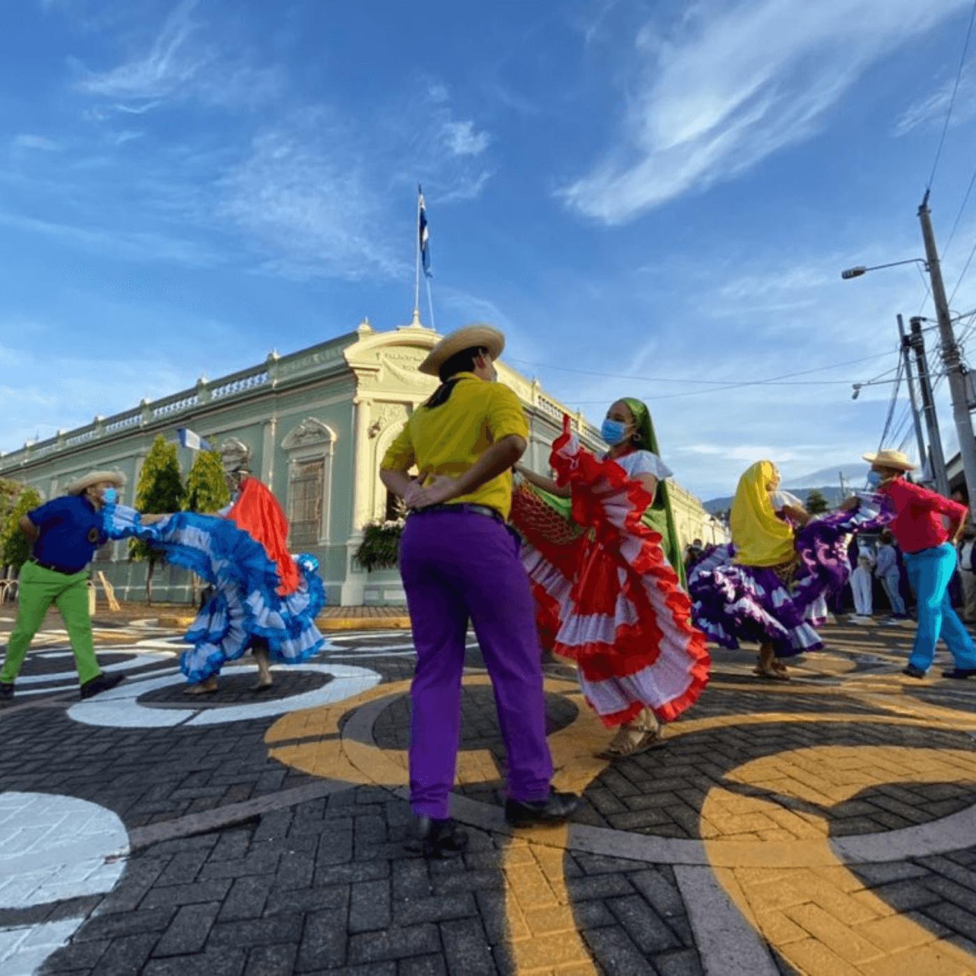 El Gobierno Municipal Un Dinamizador De La Economía Tecleña. Fiestas. Fotografía. Roberto d'Aubuisson. 2021